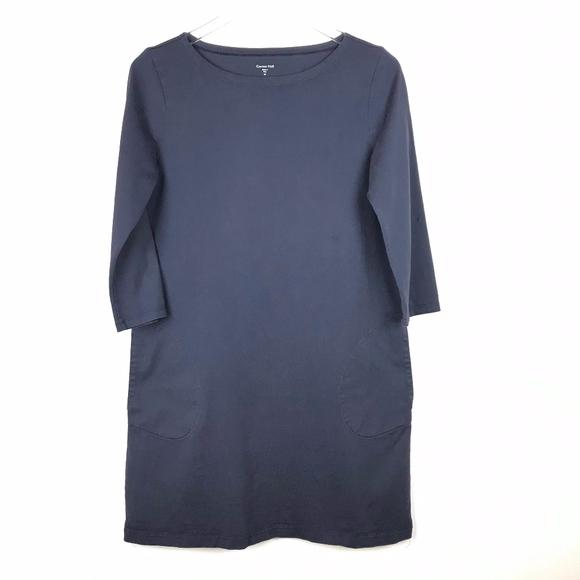 229e4ec2e2a4d Garnet Hill Dresses & Skirts - Sale! Garnet Hill Organic Bateau-Neck Dress  Sz08